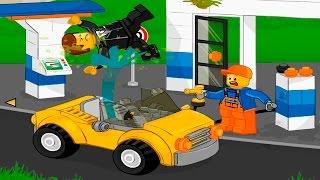 Мультфильмы для детей про машинки. Развивающие мультики для детей на русском языке.