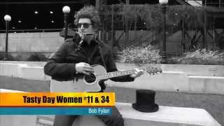 Tasty Day Women #11 & 34 by Bob Fylan