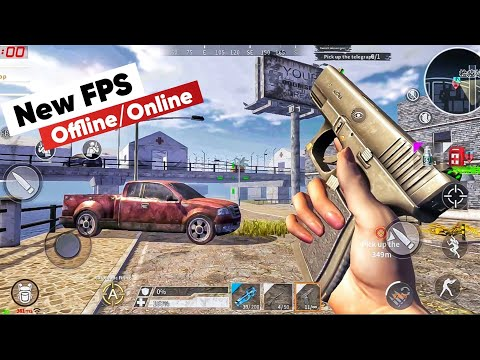 Top 10 New FPS Games For Android & IOS 2020 [Offline/Online]