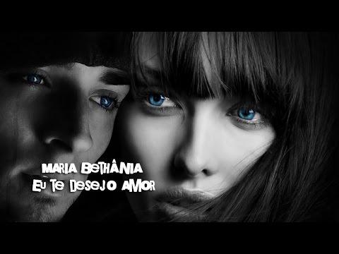 Maria Bethânia Eu te desejo amor TRILHA SONORA de BABILÔNIA (Lyrics Video)HD .