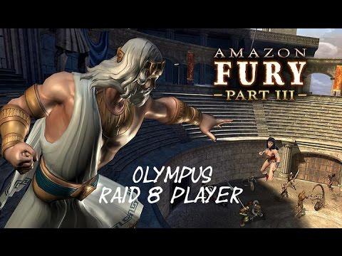 DCUO - OLYMPUS RAID 8 PLAYER! Episode 27! TEST SERVER