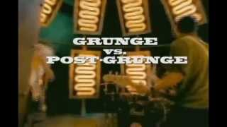 grunge vs post grunge spot (28 de junio 2013)