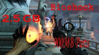 Bioshock Pc Game   Highly Compressed   2.5 GB   Parts   Hindi