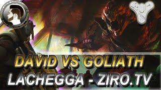 ZiroTV vs Lachegga - Weckruf an die deutschsprachige Destiny Community