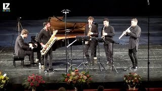 """MARCH MUSIC DAYS"" IF, 2019 - SIGNUM Quartet & LUKAS GENIUSAS"