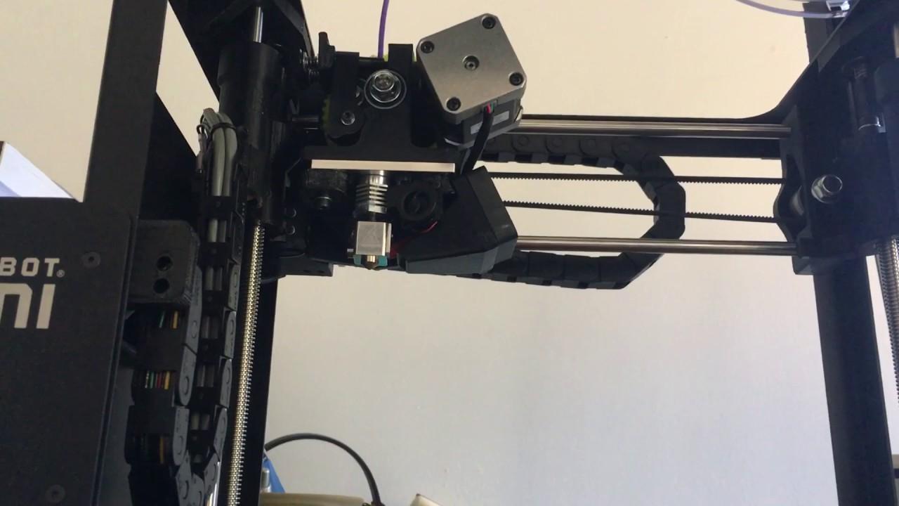 Lulzbot Mini fails to align