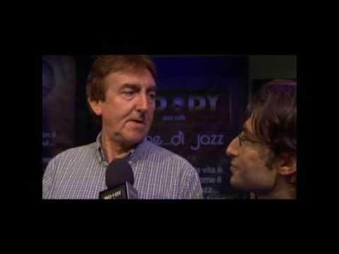 Intervista Allan Holdsworth - Moody Jazz Cafè - 20/10/2010 - Foggia