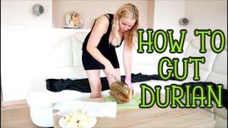 I spent $100 on durian