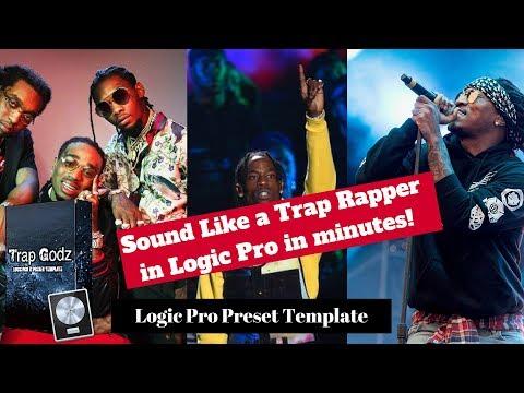 Logic Pro Preset Template