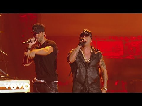 Enrique Iglesias - Tonight (I'm Lovin' You) & DUELE EL CORAZON
