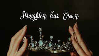 Straighten Your Crown | Pastor Melinda Knight | Week 3