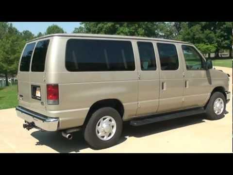 2008 ford e350 econoline 12 passenger van loaded for sale see www sunsetmilan com youtube. Black Bedroom Furniture Sets. Home Design Ideas