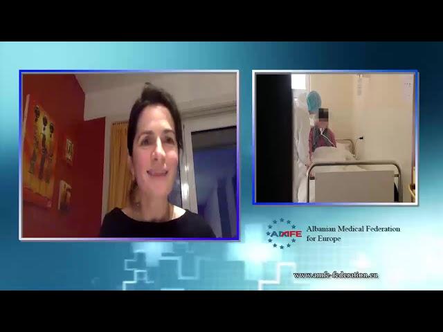 Federata e Mjekeve ne Europe Keshillon per trajnimin mbi koronavirusin