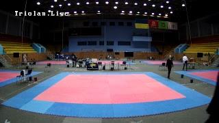 Чемпионат Украины по Тхэквондо ВТФ 2018 Корт B 20.04.2018