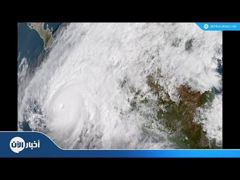 إجلاء الآلاف من سواحل المكسيك تأهبا للإعصار ويلا  - نشر قبل 2 ساعة
