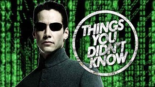 7 Things You Probably Didn39t Know About The Matrix