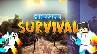🔴LIVE: MORE MORE MORE Survival on Minefaire Server!!! Minecraft - Kid Friendly Live Stream
