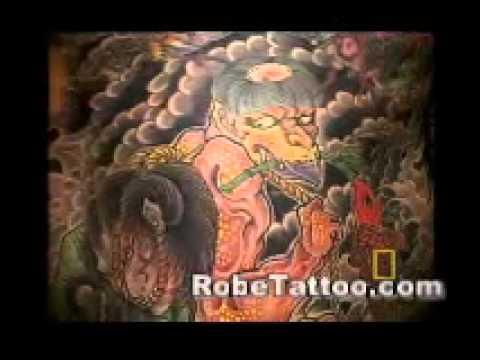 Một cơ thể đầy hình xăm - Tattoo Body