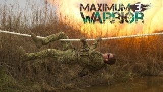 Obstacle Course Challenge - Week4 - MAXIMUM WARRIOR 3 - Military competition
