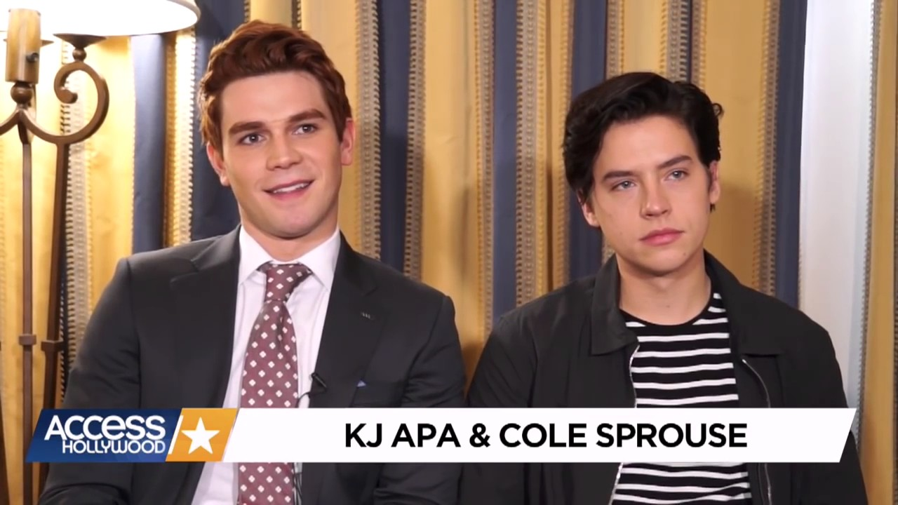 Cole and kj apa interview youtube cole and kj apa interview kristyandbryce Choice Image
