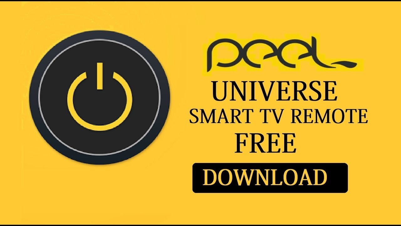 How to download Peel Universal Smart TV Remote Control apk free by  Mr Somebody
