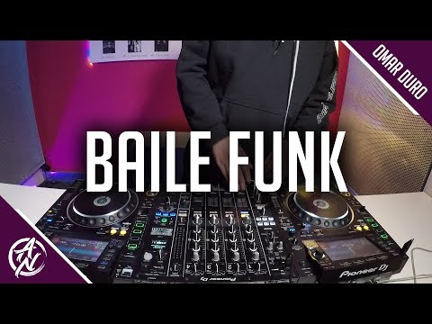 Baile Funk Mix 2019  The Best of Afro House 2019  Guest Mix by Omar Duro