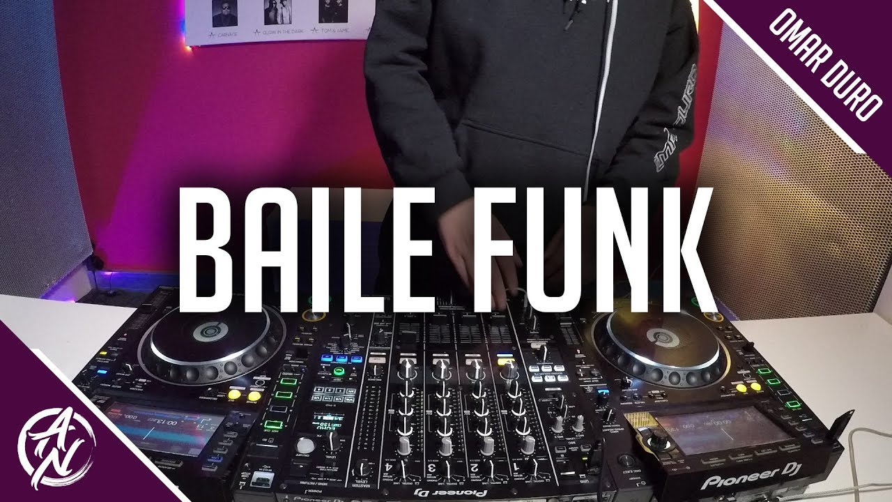 Baile Funk Mix 2019 | The Best of Afro House 2019 | Guest Mix by Omar Duro