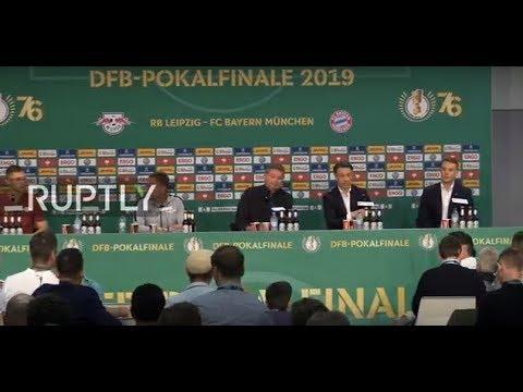 LIVE: RB Leipzig's Rangnick talks to press ahead of DFB Pokal