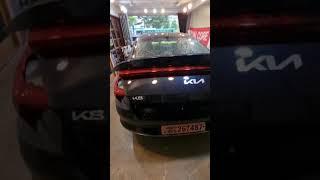 전동 트렁크 없는 K8 트렁크 개폐 영상