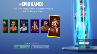 How to Get Every Skin in Fortnite for Free on XBOX Glitch | Season 9
