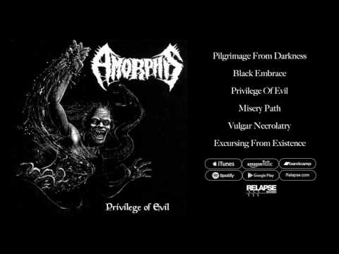 AMORPHIS - Privilege of Evil (Full Album Stream)