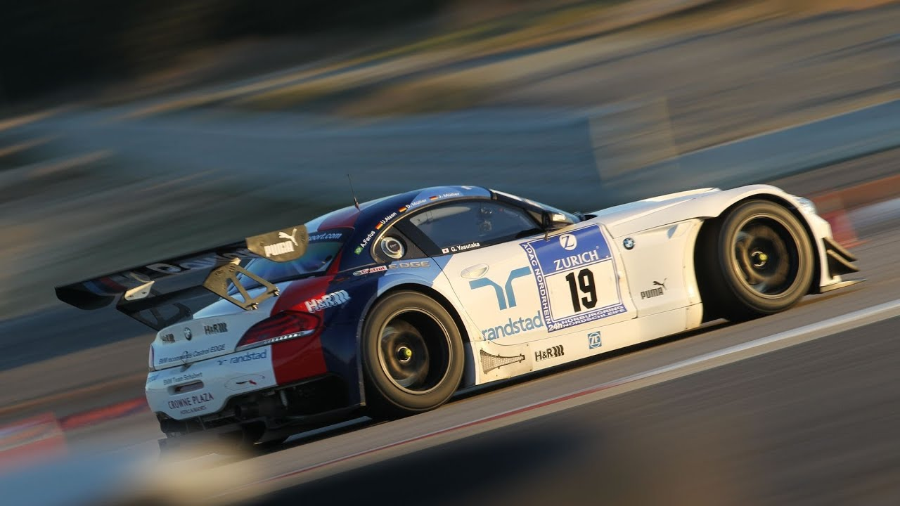 Bmw Z4 Gt3 Fia Gt Race Car Test By Drive Magazine Eng