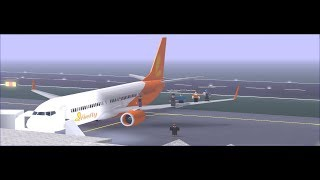 Firefly New 737 Flight| Roblox