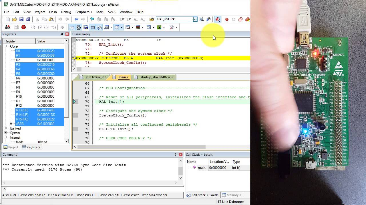 Stm32f103 Timer 4 Configuration Using Input Hsi Clock Avr Hardwareblockdiagramjpg Tutorial Cubemx External Interrupts Exti