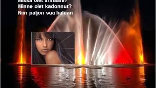 Missä olet armaani Instrumental by Vesa Valtonen IPI 644437147