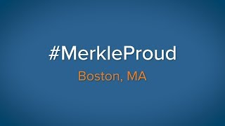 #MerkleProud – Boston