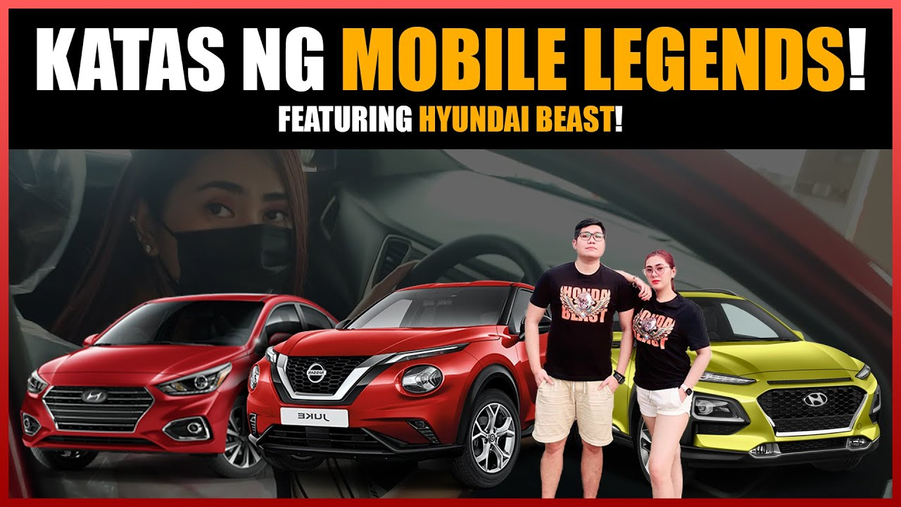 NEW CAR? Katas Ng Mobile Legends!