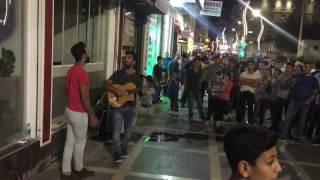 Cizre Sevgi sokağı İstanbul istiklal caddesi gibi