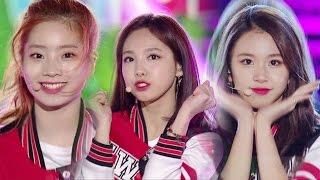 《BOF》 TWICE (트와이스) - CHEER UP @인기가요 Inkigayo 20161030
