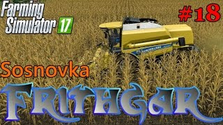 Let's Play Farming Simulator 2017, Sosnovka #18: A Brand Spanking New TC5.90!