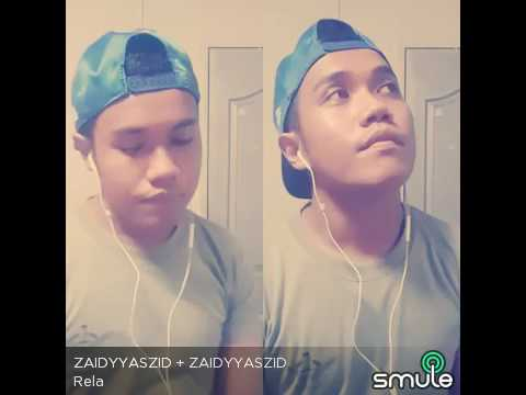 Rela by SPIN smule cover by ZAIDY YASZID 😉