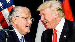 Rudy Giuliani Proves He's Even Dumber Than Donald Trump