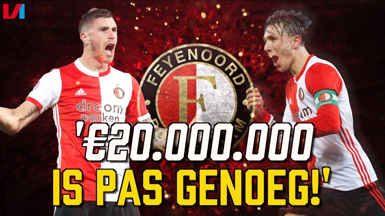 'Feyenoord Verkoopt Sterkhouders Alleen Voor Megabedragen om te Concurreren met Ajax, PSV & AZ'
