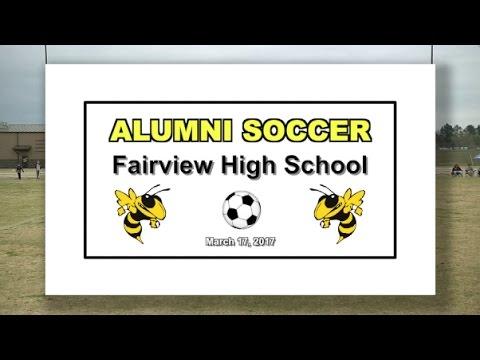 2017 3 17 SPORT FVHS Soccer Boys vs Alumni