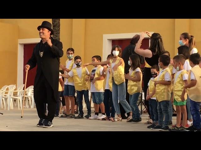 Concierto Música als pobles de la Asociación Cultural y Musical Virgen de las Nieves 2021 #Aspe