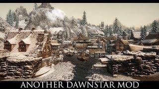 TES V - Skyrim Mods: Another Dawnstar Mod