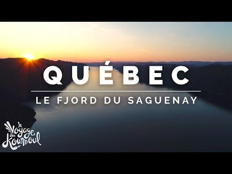 QUÉBEC - Fjord du Saguenay - L' Ancien [4K]