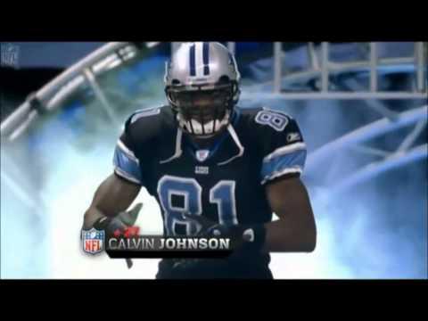 Calvin Johnson- Megatron - Best catches, highlights