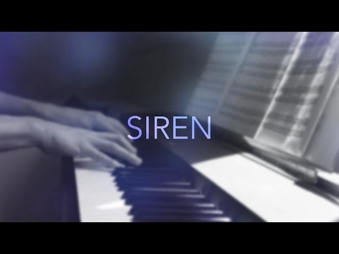 Siren (instrumental cover) - Tori Amos
