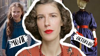 "Are ""Enola Holmes"" (2020) Costumes Historically Accurate?"
